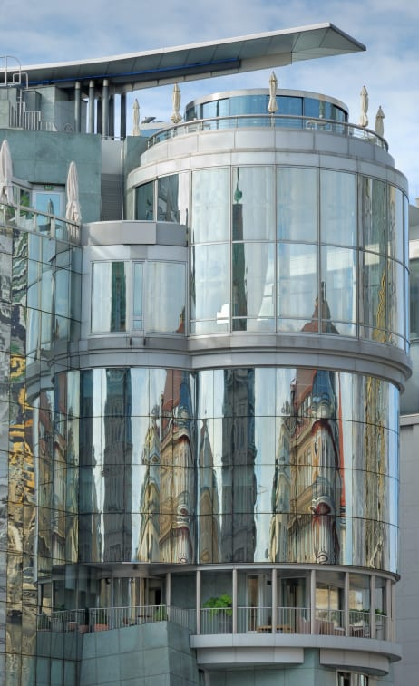 Glass repair by City Glass Spokane